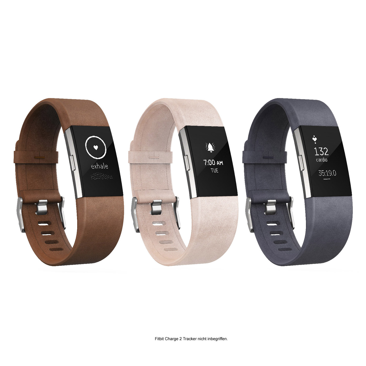 fitbit charge 2 herzfrequenz fitness armband ebay. Black Bedroom Furniture Sets. Home Design Ideas