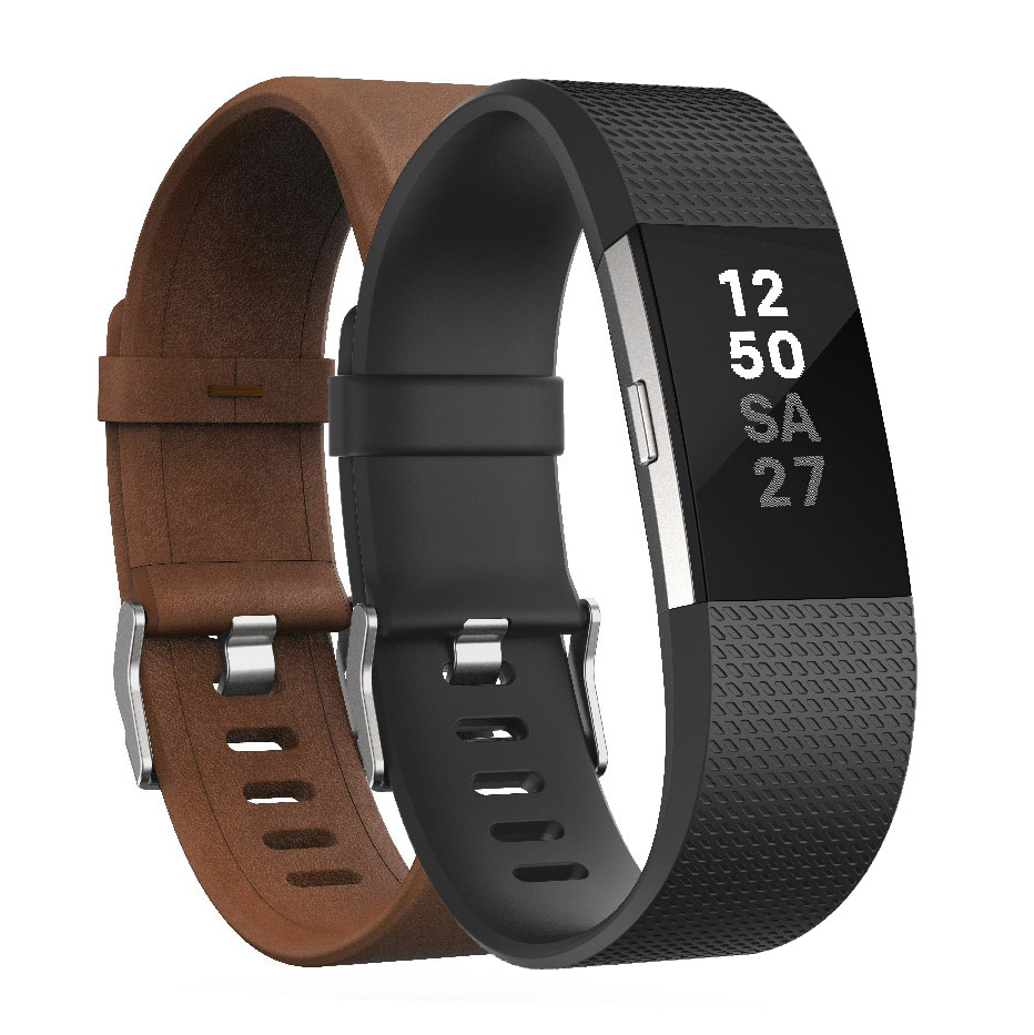 fitbit charge 2 activity tracker small large ebay. Black Bedroom Furniture Sets. Home Design Ideas
