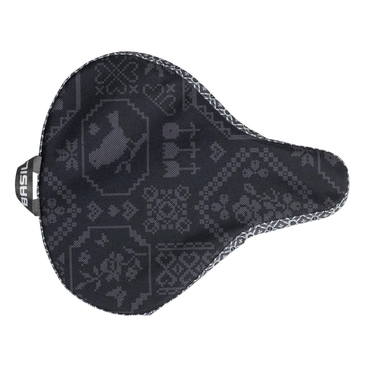 basil boheme city bag lenkertasche klickfix 7l charcoal ebay. Black Bedroom Furniture Sets. Home Design Ideas