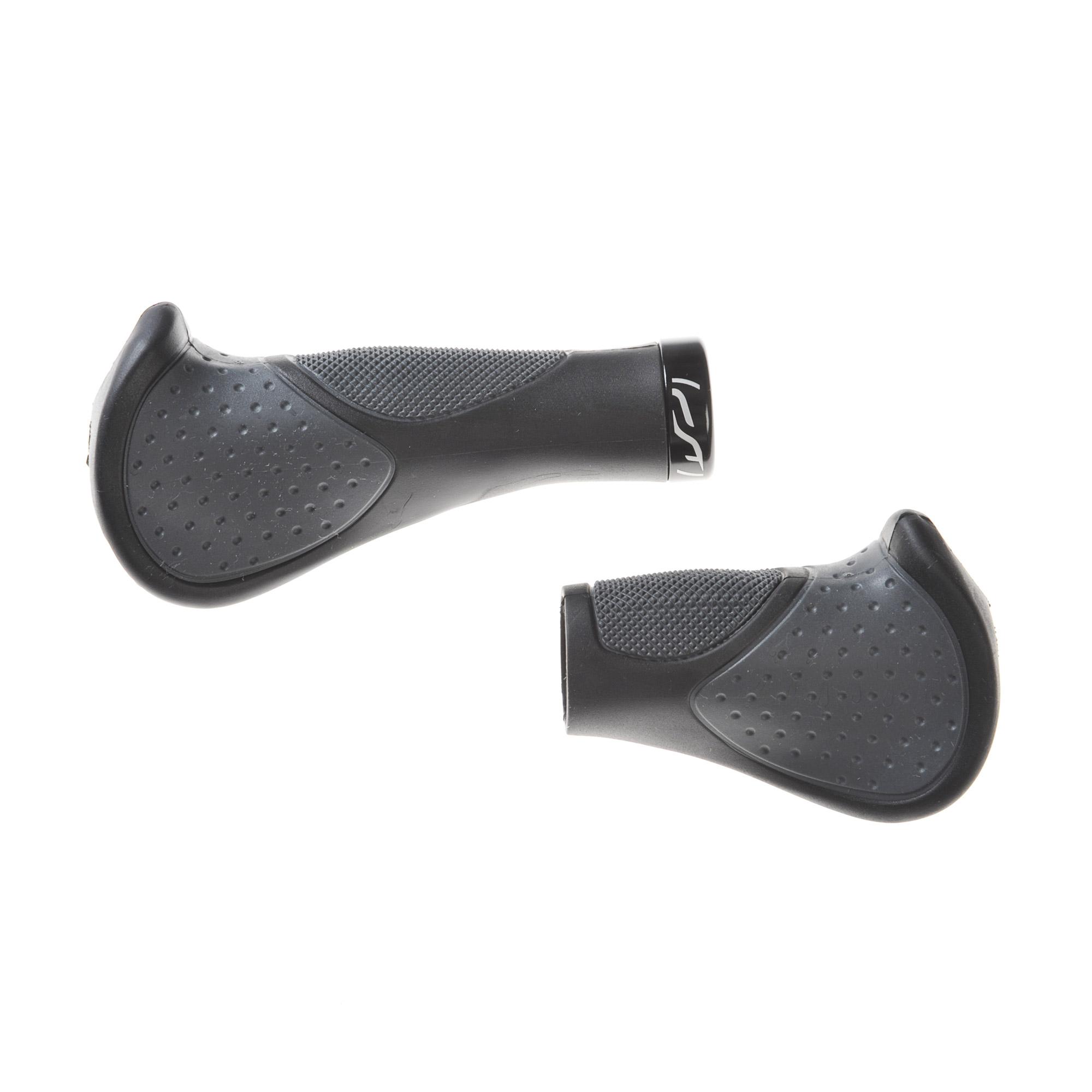 contec ergo fahrradgriffe ergonomisch schwarz ebay. Black Bedroom Furniture Sets. Home Design Ideas