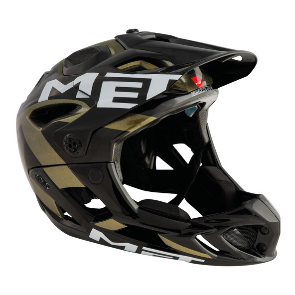 cratoni c maniac mtb helm fullface vollvisier schwarz. Black Bedroom Furniture Sets. Home Design Ideas